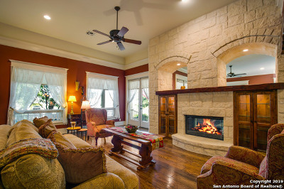 Boerne Single Family Home New: 379 Hannah Ln