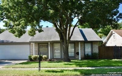 San Antonio Single Family Home New: 5931 Oak Run St