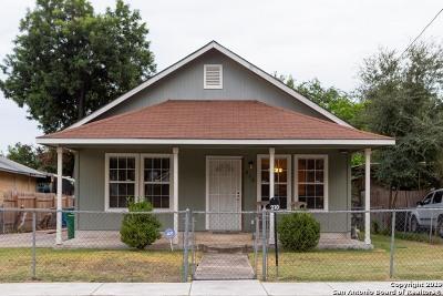 San Antonio Single Family Home Price Change: 210 Royston Ave