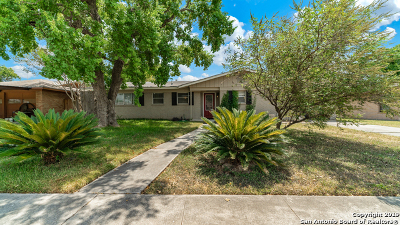 San Antonio Single Family Home New: 4414 Tropical Dr