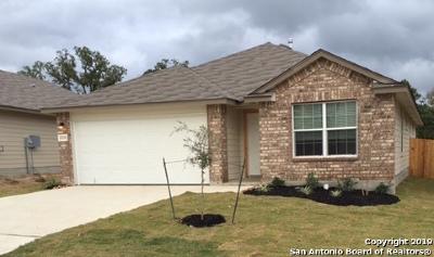 San Antonio Single Family Home New: 15331 Night Heron