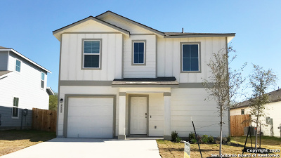 San Antonio TX Single Family Home New: $209,300