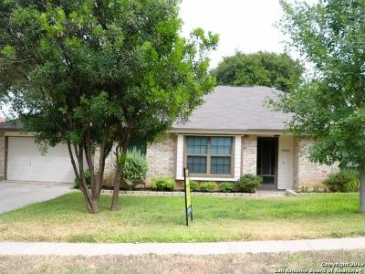 San Antonio Single Family Home New: 7835 Lark Ridge