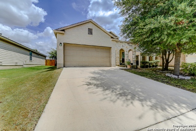 Cibolo Single Family Home For Sale: 304 Julian Pt