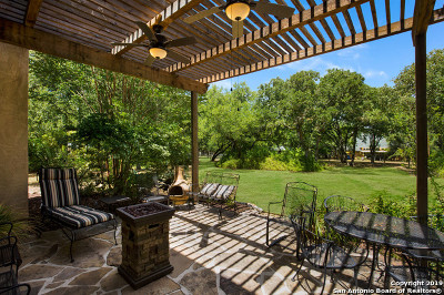 Boerne Single Family Home For Sale: 8907 Enchanted Park