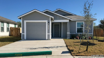 San Antonio Single Family Home New: 4248 Salado Crest