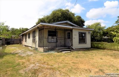 San Antonio TX Single Family Home New: $70,000