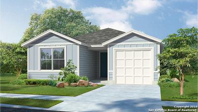 San Antonio Single Family Home New: 5626 Salado Falls