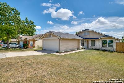 San Antonio Single Family Home New: 244 Saddlebrook Dr