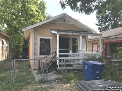San Antonio TX Single Family Home New: $64,900