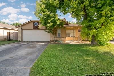 San Antonio Single Family Home New: 10138 Pebblestone