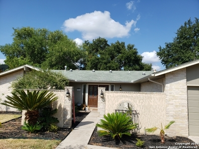 San Antonio TX Single Family Home New: $193,700
