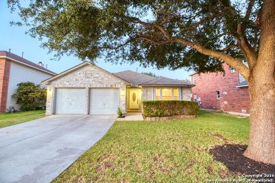 Converse Single Family Home Active Option: 8414 Copperstone