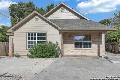 San Antonio Multi Family Home Price Change: 129 Dolores Ave