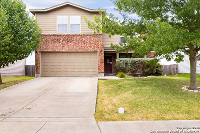 New Braunfels Single Family Home For Sale: 718 Northern Lights Dr