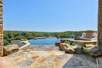 Boerne Single Family Home For Sale: 175 River Crossing