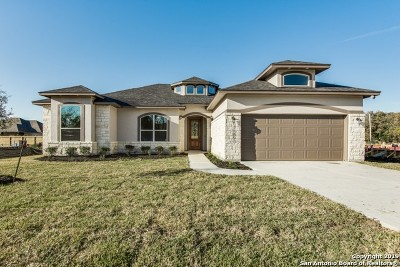 Selma Single Family Home For Sale: 8111 Yellow Bark Blvd