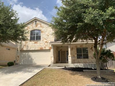 San Antonio TX Single Family Home For Sale: $279,000