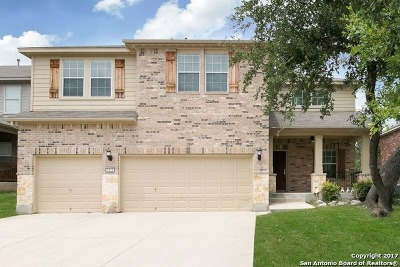 Alamo Ranch Single Family Home For Sale: 4314 James Bowie