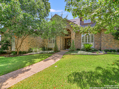 San Antonio Single Family Home For Sale: 17110 Eagle Star