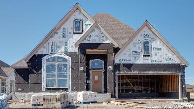 Bexar County Single Family Home Price Change: 9113 Pepperton Lane