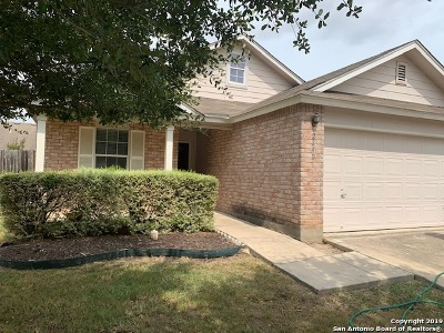 New Braunfels Single Family Home Active Option: 2842 Tag Ln