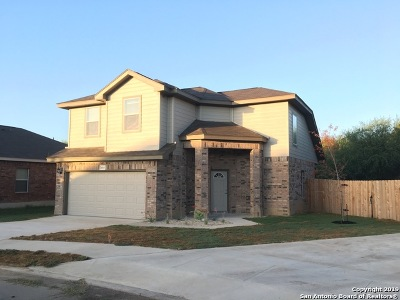 Converse Single Family Home For Sale: 8818 Arabian King