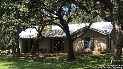 Bulverde Single Family Home For Sale: 31605 Stahl Ln