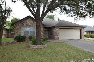 Schertz Single Family Home Back on Market: 1213 Spicewood