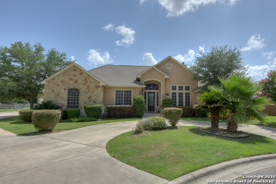 Guadalupe County Single Family Home Active Option: 2222 Windsor Pl