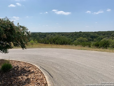Boerne Residential Lots & Land For Sale: Lot 48 Alex Circle