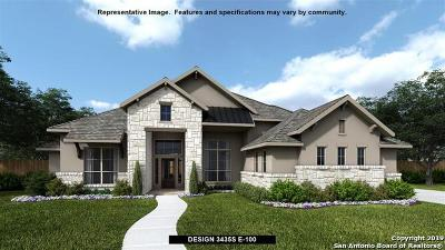New Braunfels Single Family Home For Sale: 1312 Trentino