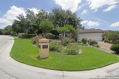 Stone Oak Single Family Home Active Option: 23030 Whisper Canyon