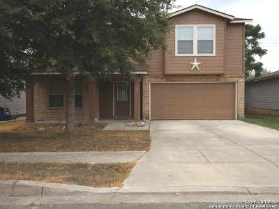 Cibolo Single Family Home For Sale: 301 Hinge Loop
