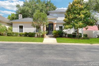 San Antonio Single Family Home For Sale: 25 Worthsham Dr