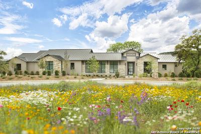 San Antonio Single Family Home For Sale: 3822 Smithson Ridge