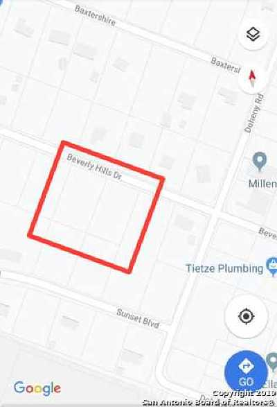 Helotes Residential Lots & Land For Sale: Beverly Hills