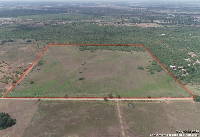 Floresville Farm & Ranch For Sale: 1192 County Road 122