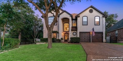 New Braunfels Single Family Home Price Change: 2725 Morning Moon