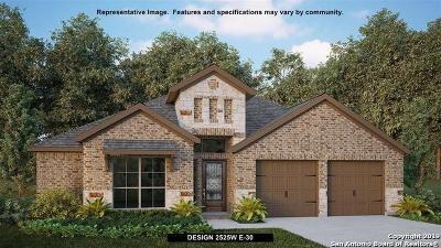 Bexar County Single Family Home Price Change: 9738 Kremmen Place