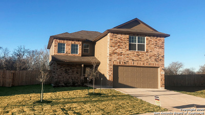 Cibolo Single Family Home For Sale: 109 Little Wichita