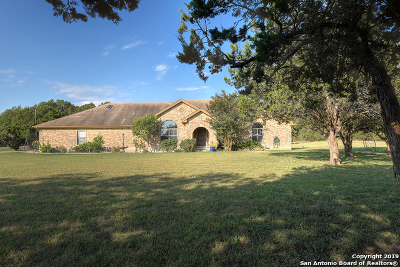 New Braunfels Single Family Home For Sale: 370 Forest Trail