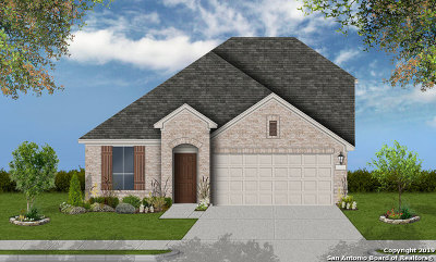 Helotes Single Family Home Price Change: 10115 Bricewood Park