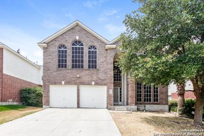 Stone Oak Single Family Home Price Change: 24615 Long Arrow