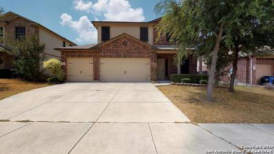 Schertz TX Single Family Home Price Change: $259,500