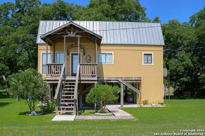 Seguin Single Family Home For Sale: 1072 Darst Creek Ln