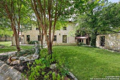 San Antonio Single Family Home For Sale: 103 Park Hill Dr