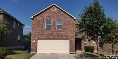 Cibolo Single Family Home For Sale: 320 Gatewood Cliff