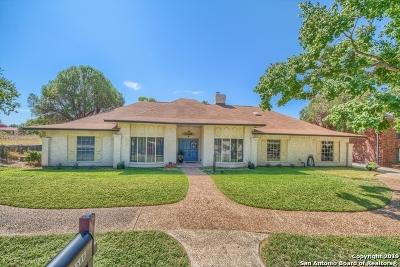 Schertz Single Family Home Price Change: 3506 Wimbledon Dr