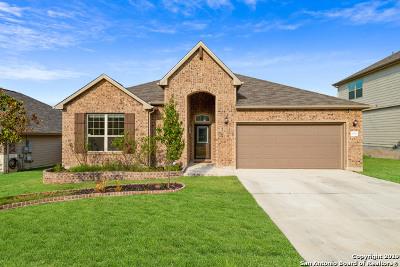 Schertz Single Family Home Price Change: 5499 Devonwood St